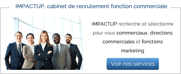 Cabinet de recrutement commercial paris